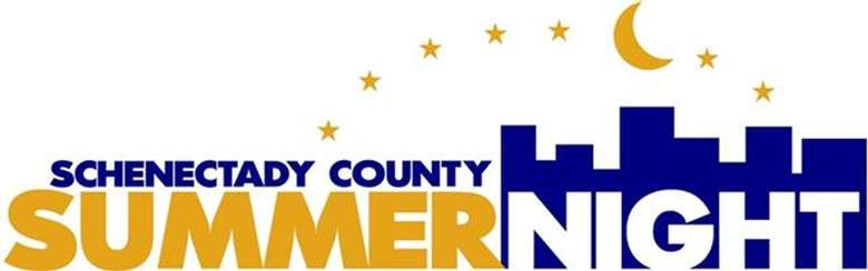 Schenectady County SummerNight logo