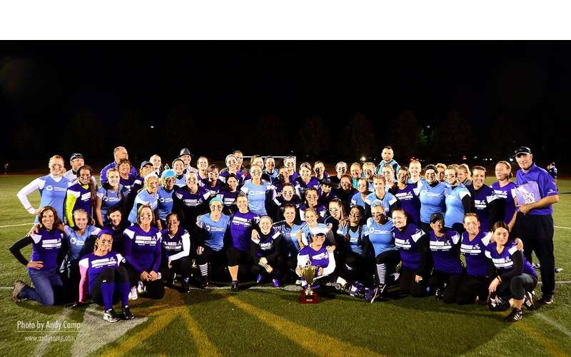 5th Annual Blondes vs. Brunettes Flag Football to Tackle Alzheimer's (1)