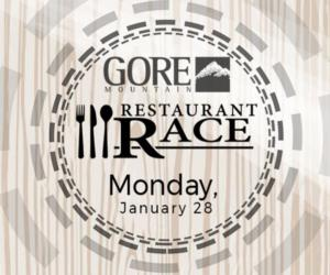 restaurant race logo