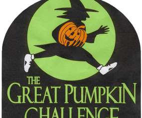 the great pumpkin challenge logo