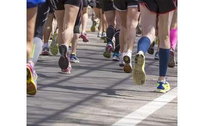 legs of runners