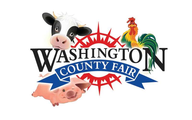 Washington County Fair logo