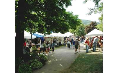 Summer Craft Festival in Lake George, NY