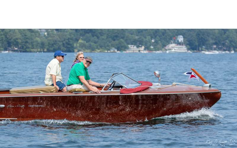 46th Annual Lake George Antique Classic Boat Show Rendezvous