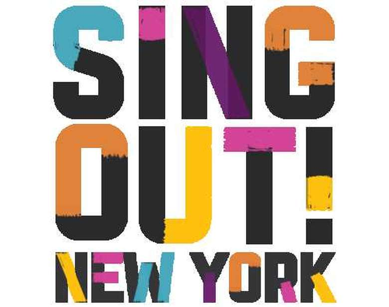 Sing Out New York Logo