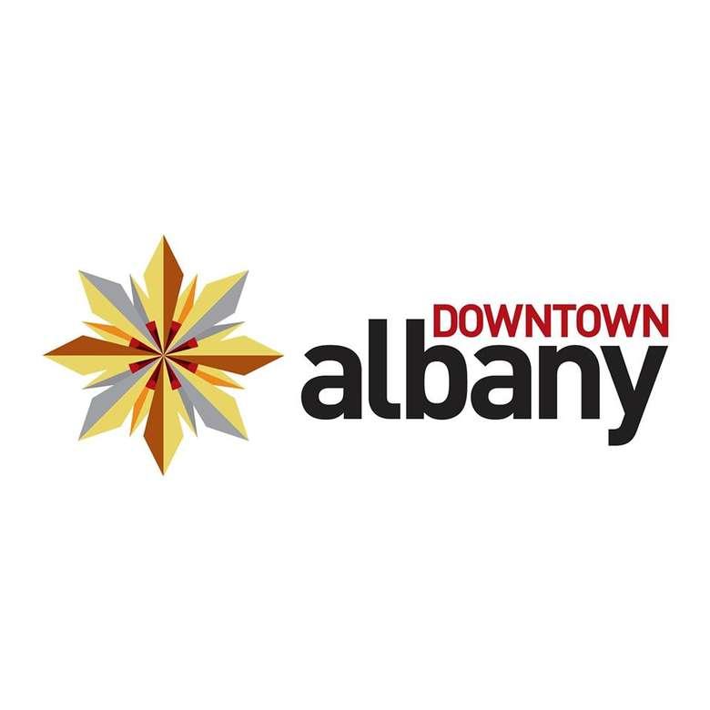 downtown albany logo