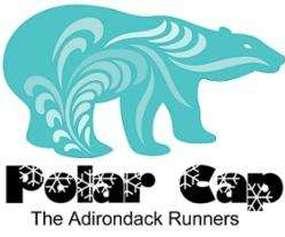 polar cap logo featuring a teal polar bear