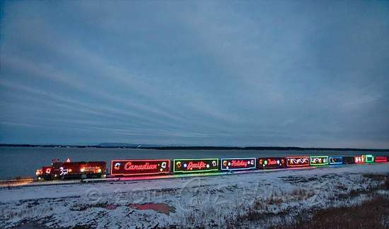 Canadian Pacific Holiday Train Schedule 2020 Canadian Pacific Holiday Train Comes To Upstate NY & The