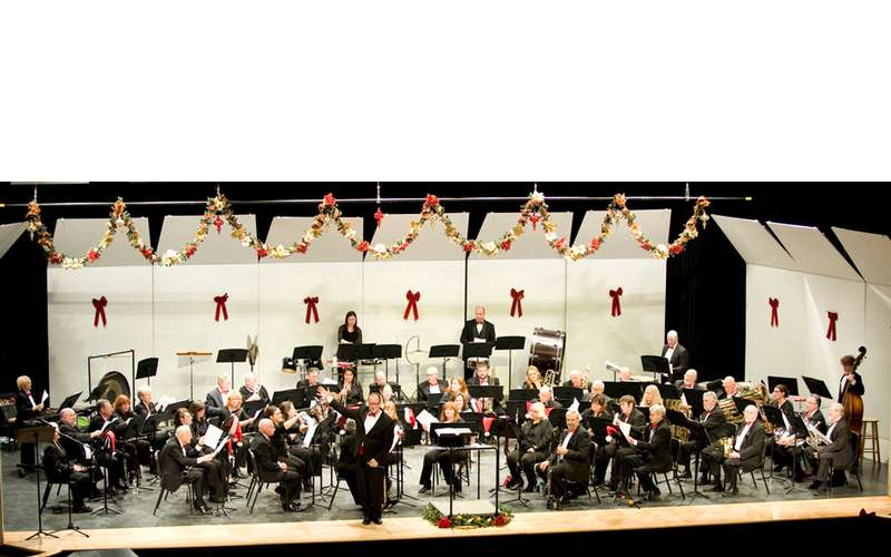 Holiday Concert - Lake George Community Band (2)