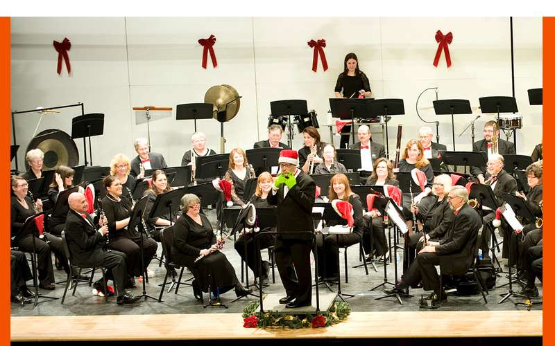 Holiday Concert - Lake George Community Band (1)