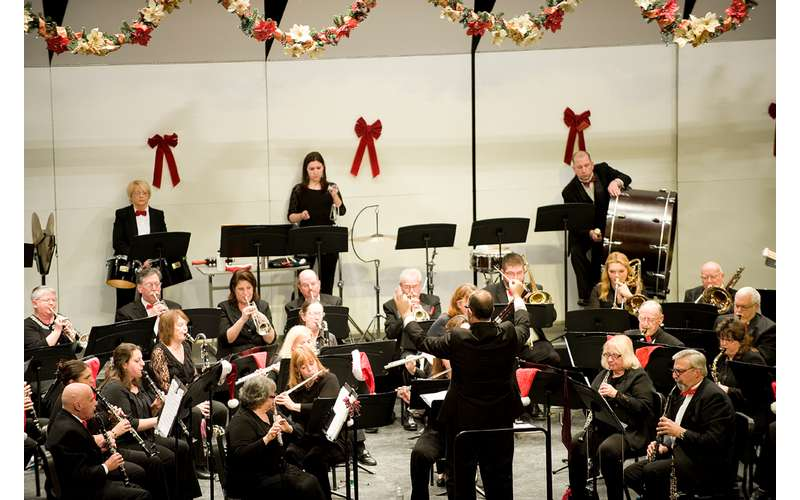 Holiday Concert - Lake George Community Band (3)