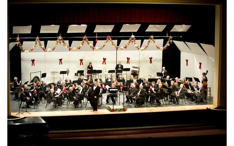 Holiday Concert - Lake George Community Band (4)