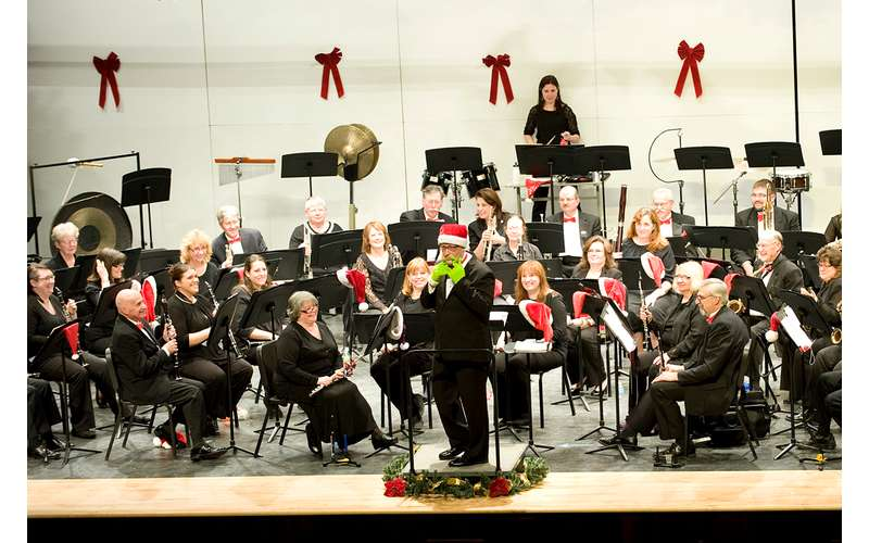 Holiday Concert - Lake George Community Band (5)