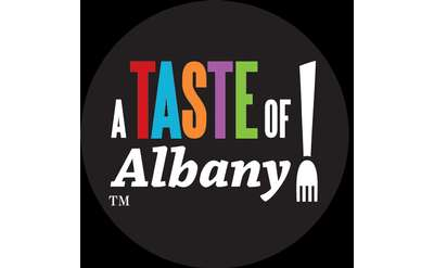 a taste of albany logo