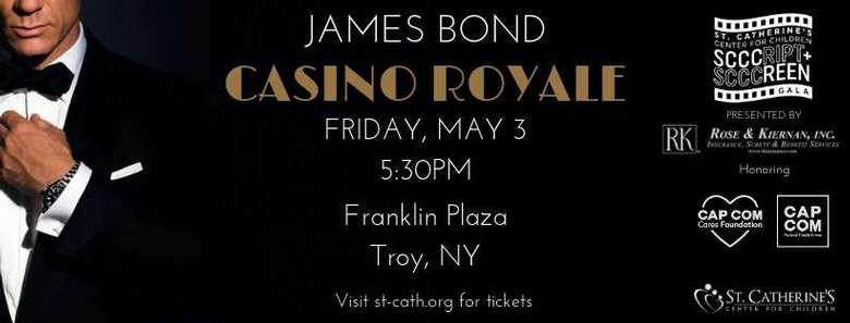 Banner for Casino Royale