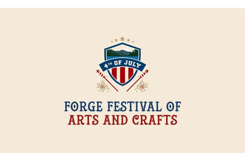 forge festival poster