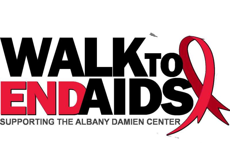 walk to end aids logo