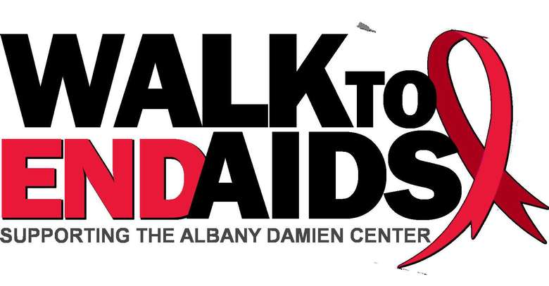 walk to end aids logo