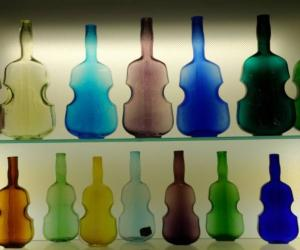 guitar shaped bottles
