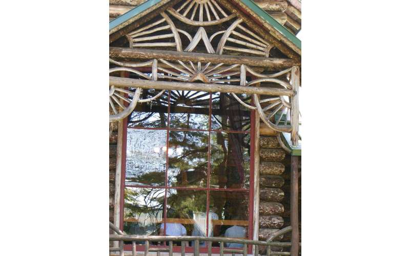 great camp window