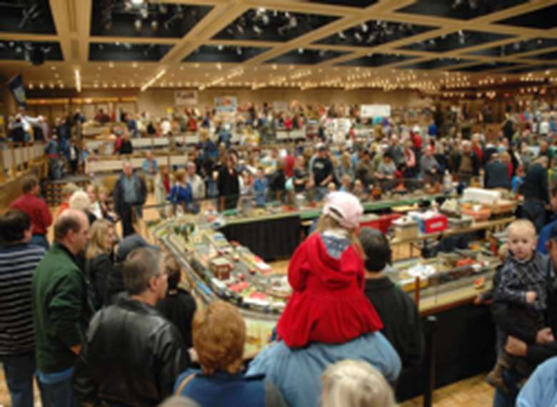 great train extravaganza