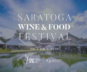 wine and food festival promo