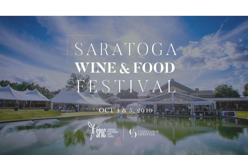 wine and food festival promo
