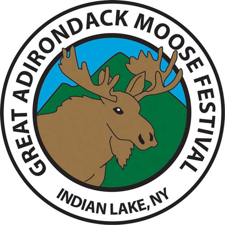 great adirondack moose festival logo