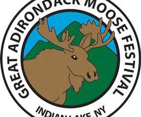 great adirondack moose festival logo