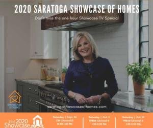 2019 saratoga showcase of homes logo