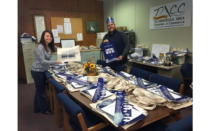 Small Business Saturday: Ticonderoga (2)