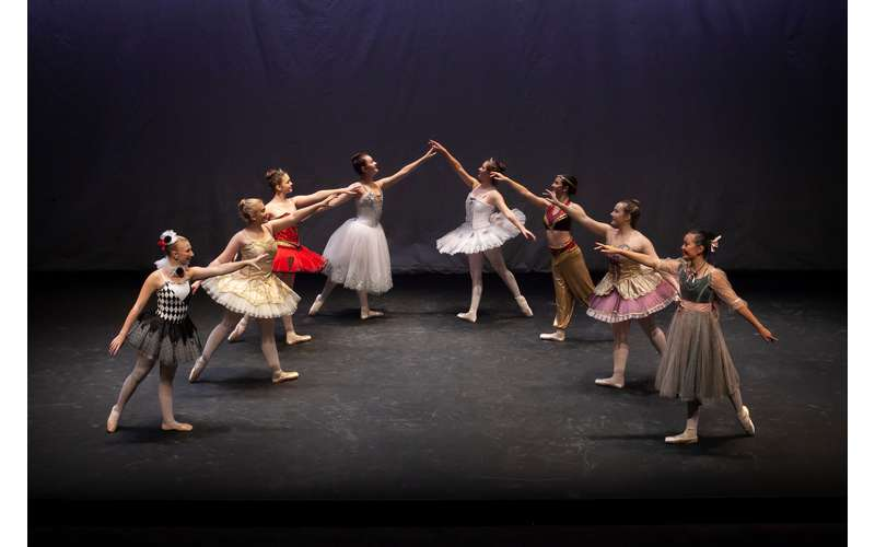 Adirondack Ballet Theater Presents The Nutcracker Ballet (2)