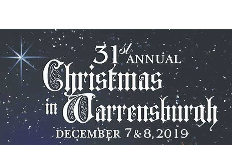 christmas in warrensburgh logo