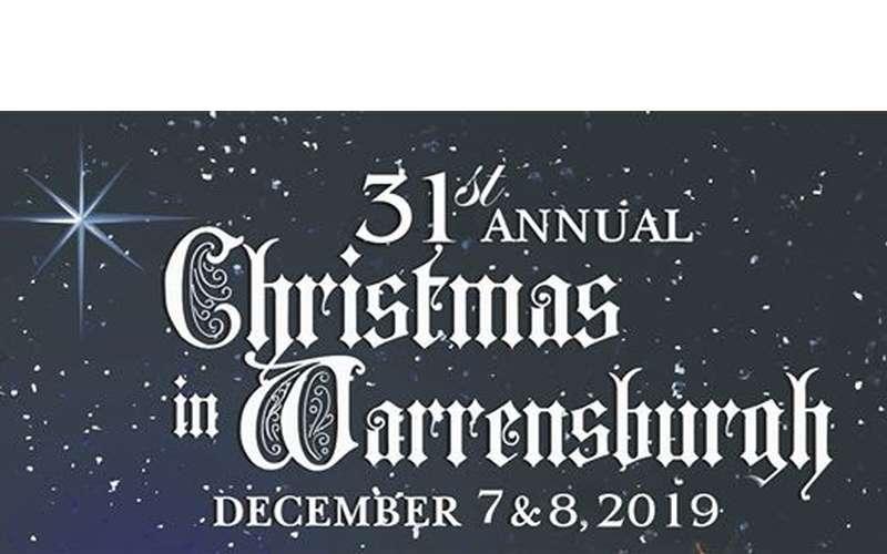 christmas in warrensburgh logo