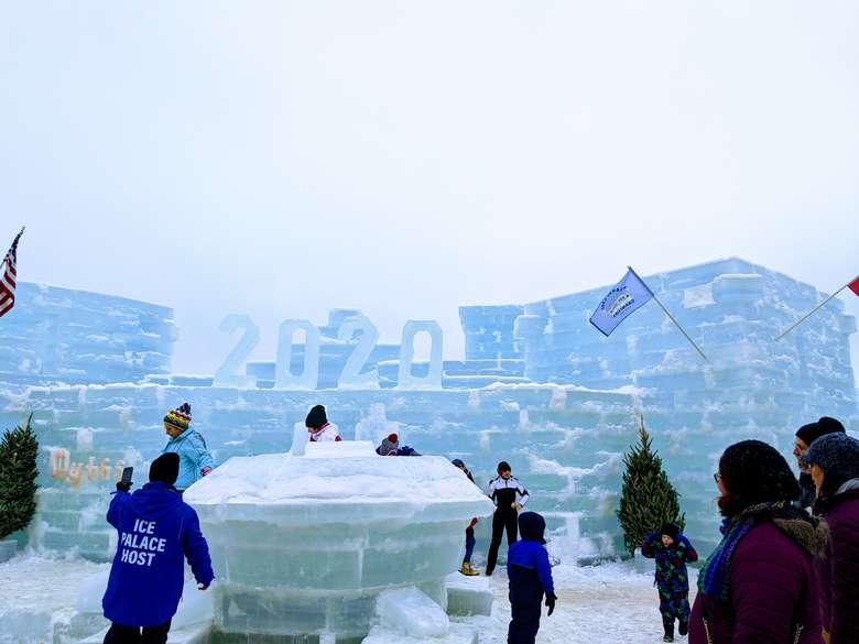 2020 Ice Palace