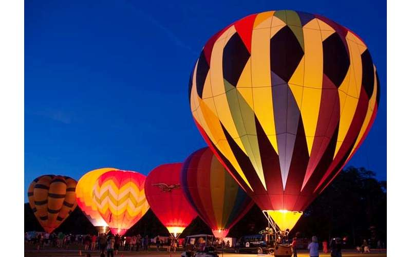 Saratoga Balloon & Craft Festival (7)