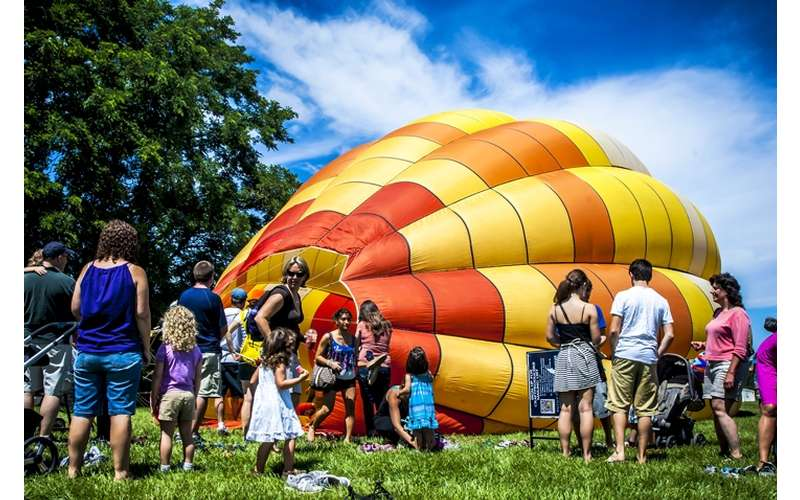 Saratoga Balloon & Craft Festival (6)