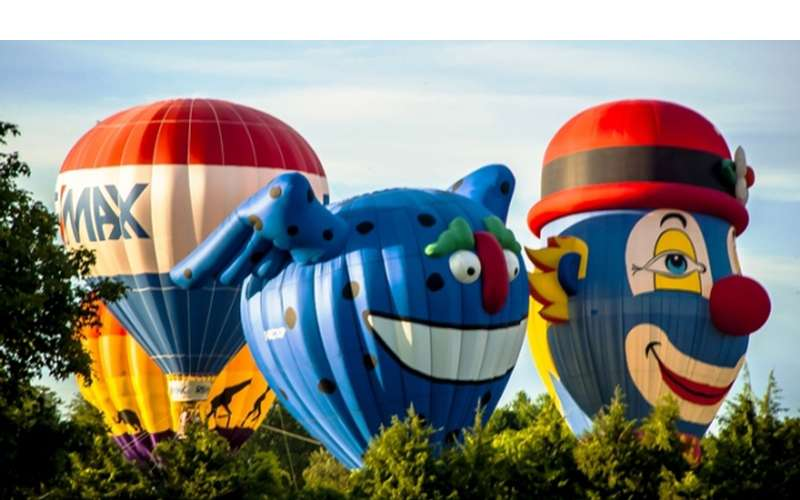 Saratoga Balloon & Craft Festival (2)