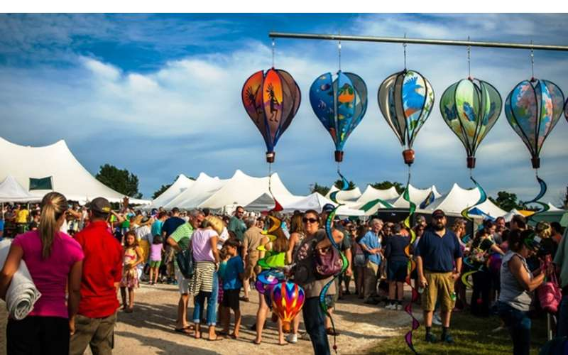 Saratoga Balloon & Craft Festival (3)