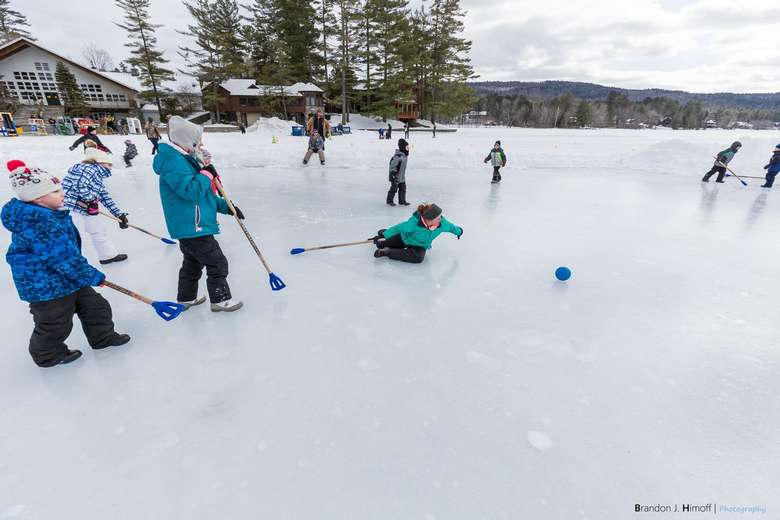 game on ice