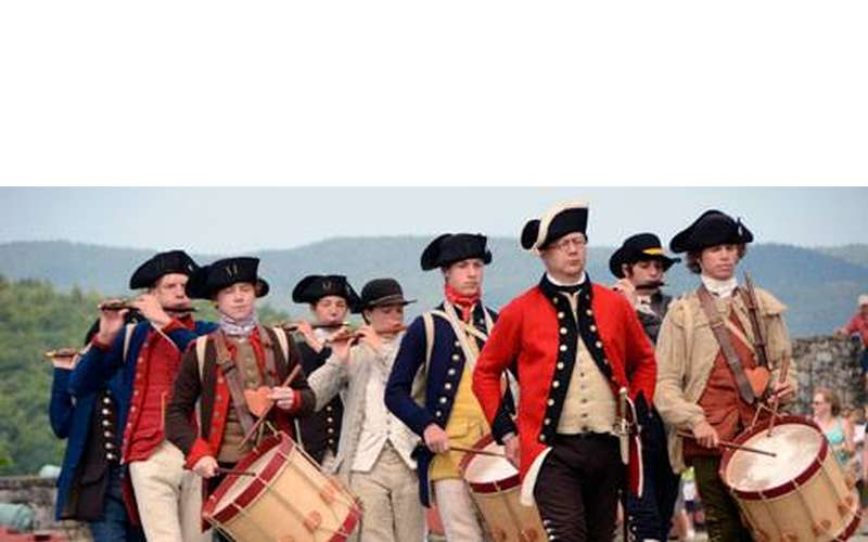 Annual Fife and Drum Corps Muster (1)