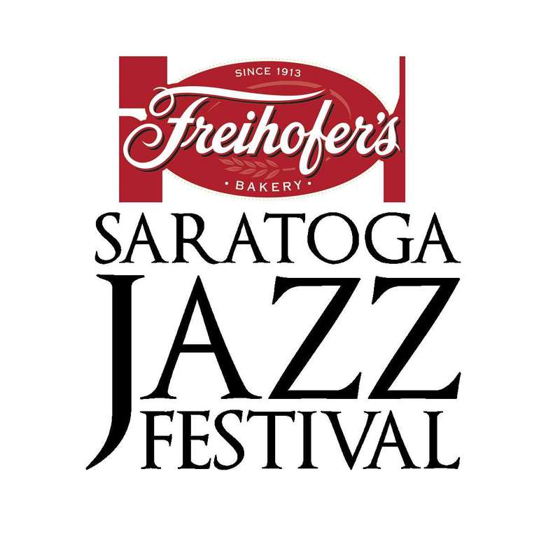 Logo for the Freihofer's Saratoga Jazz Festival