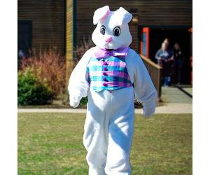 Easter Bunny with kids