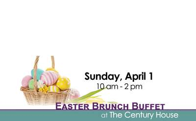 easter brunch buffet
