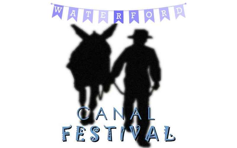 the waterford canal festival logo