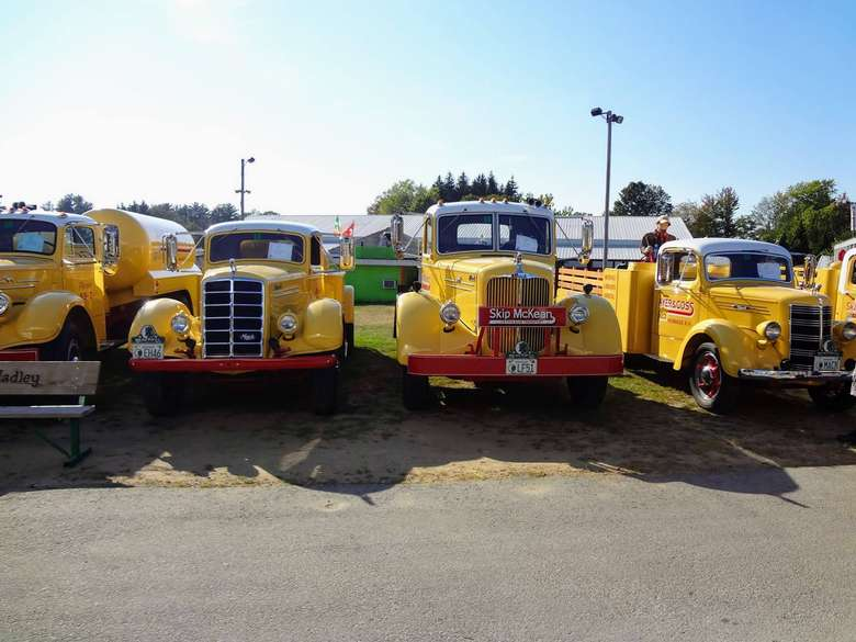 30th Annual Hudson Mohawk Antique Truck Show (5)