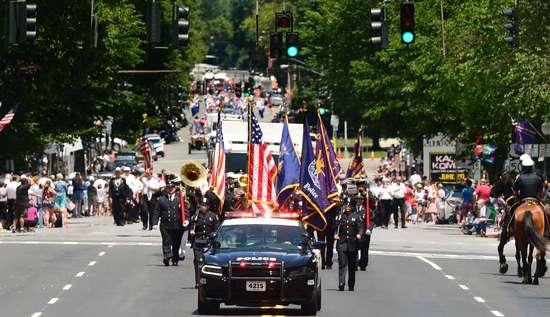 2019 Saratoga Springs Memorial Day Parade Amp Ceremony