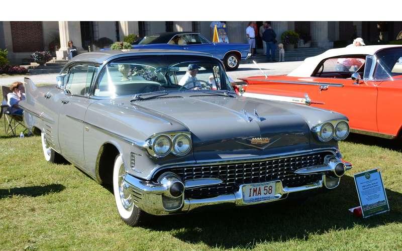 Hemmings Car Show Saratoga Ny