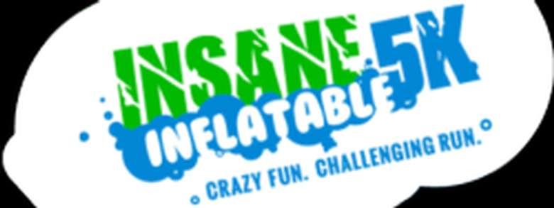 Insane Inflatable 5K logo