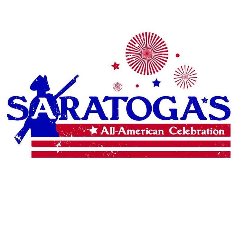 all American celebration logo